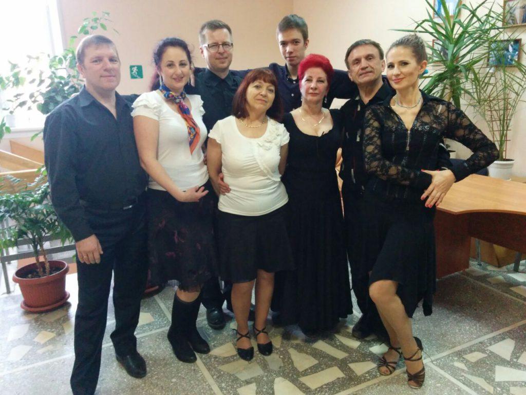 Танго вдвоём (Краснообск Дом культуры)