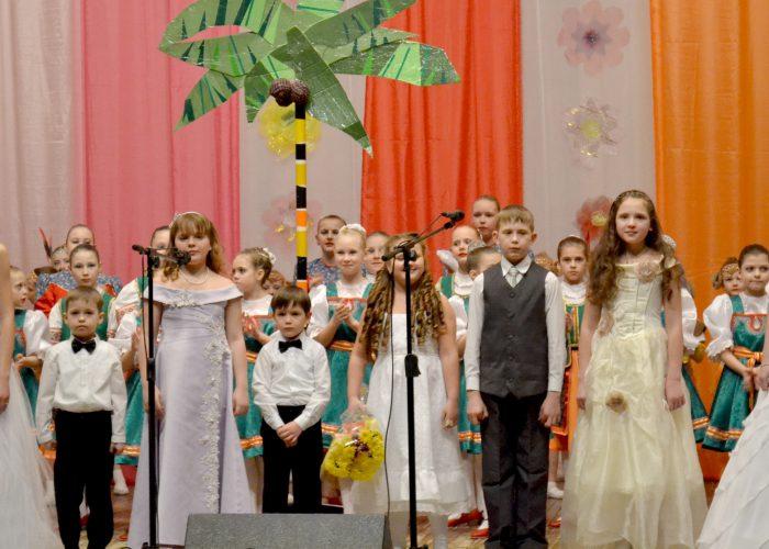 Хрустальные голоса (Дом культуры Краснообск)