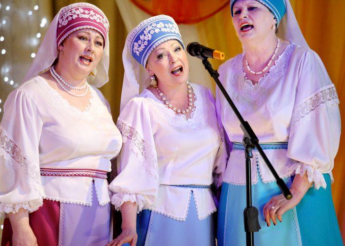 Сибирские напевы (Дом культуры Краснообска)