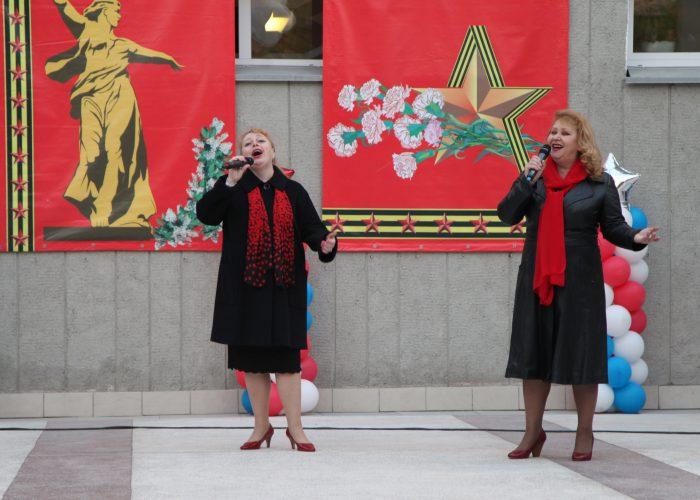 Татьяна Хлыстун и Наталья Асанова (Дом Культуры Краснообск)
